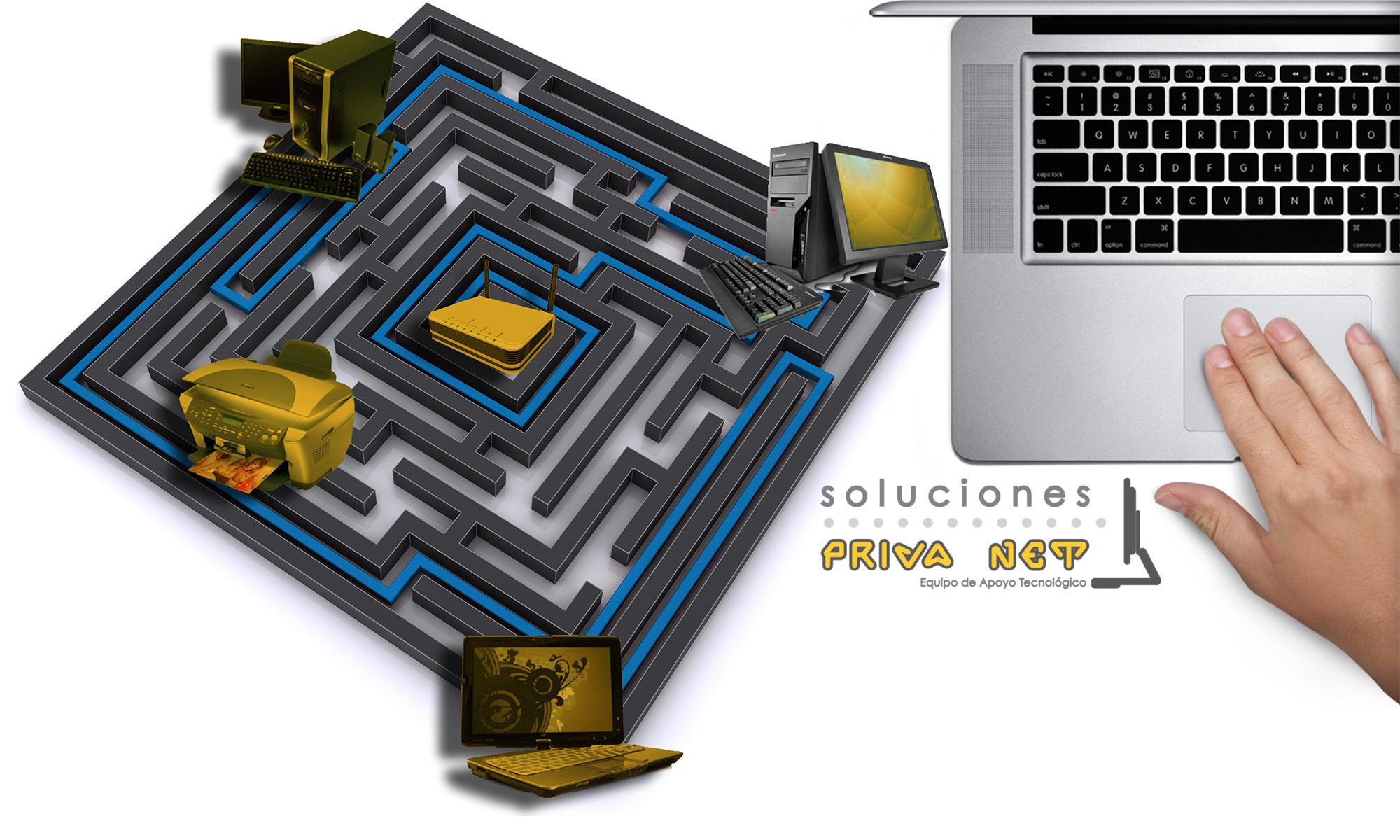 Soluciones Priva Net